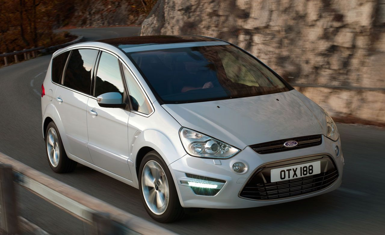 Ford S Max Review 2011 Ford S Max From Europe 150 Car And Driver