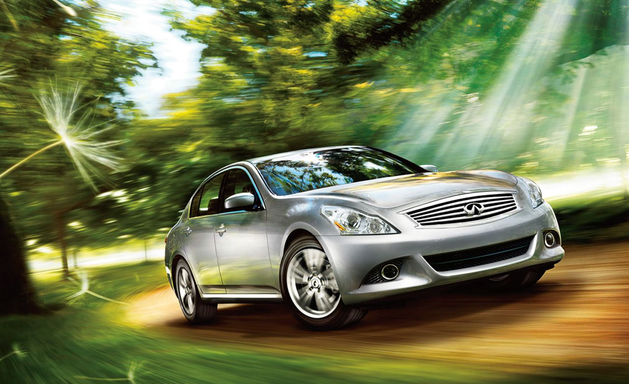 Infiniti g reviews infiniti g price photos and specs car and 2011 infiniti g25 sedan vanachro Image collections