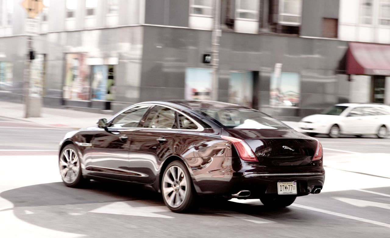 2011 jaguar xj horsepower