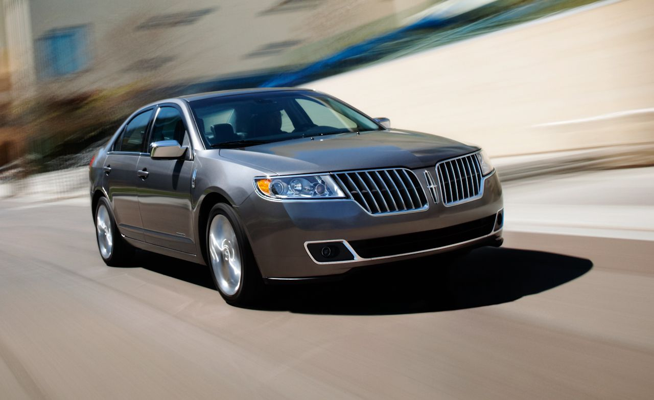 2012 Lincoln Mkz Hybrid Review >> Lincoln Mkz Review 2011 Lincoln Mkz Hybrid Drive 150 Car And Driver