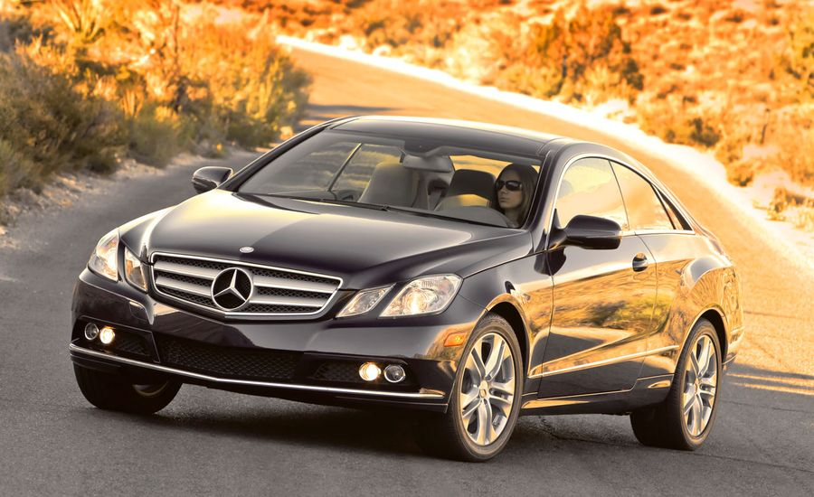 Mercedes benz e class review 2010 mercedes e350 coupe for Mercedes benz e3 50