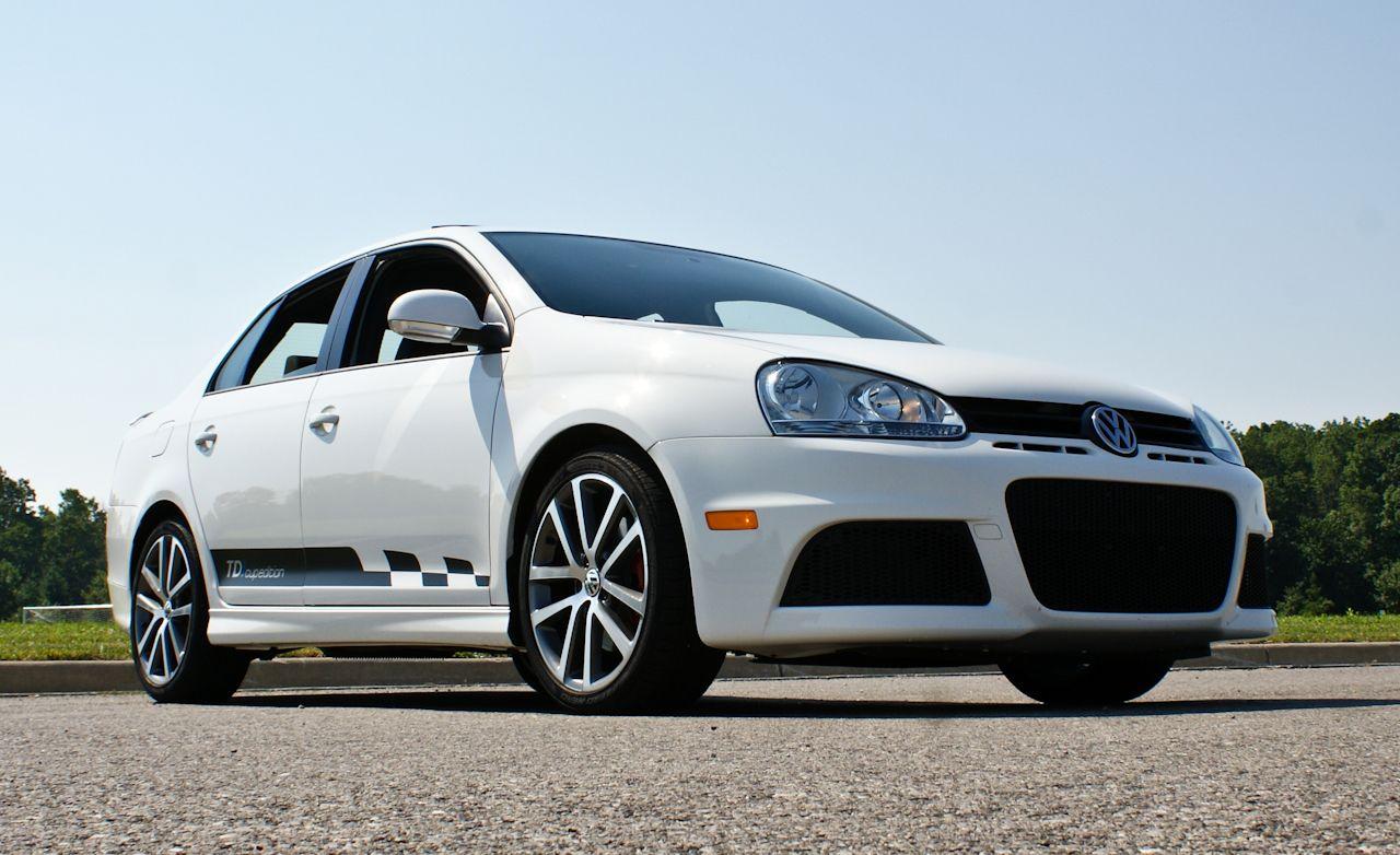 2010 Volkswagen Jetta TDI Cup Edition