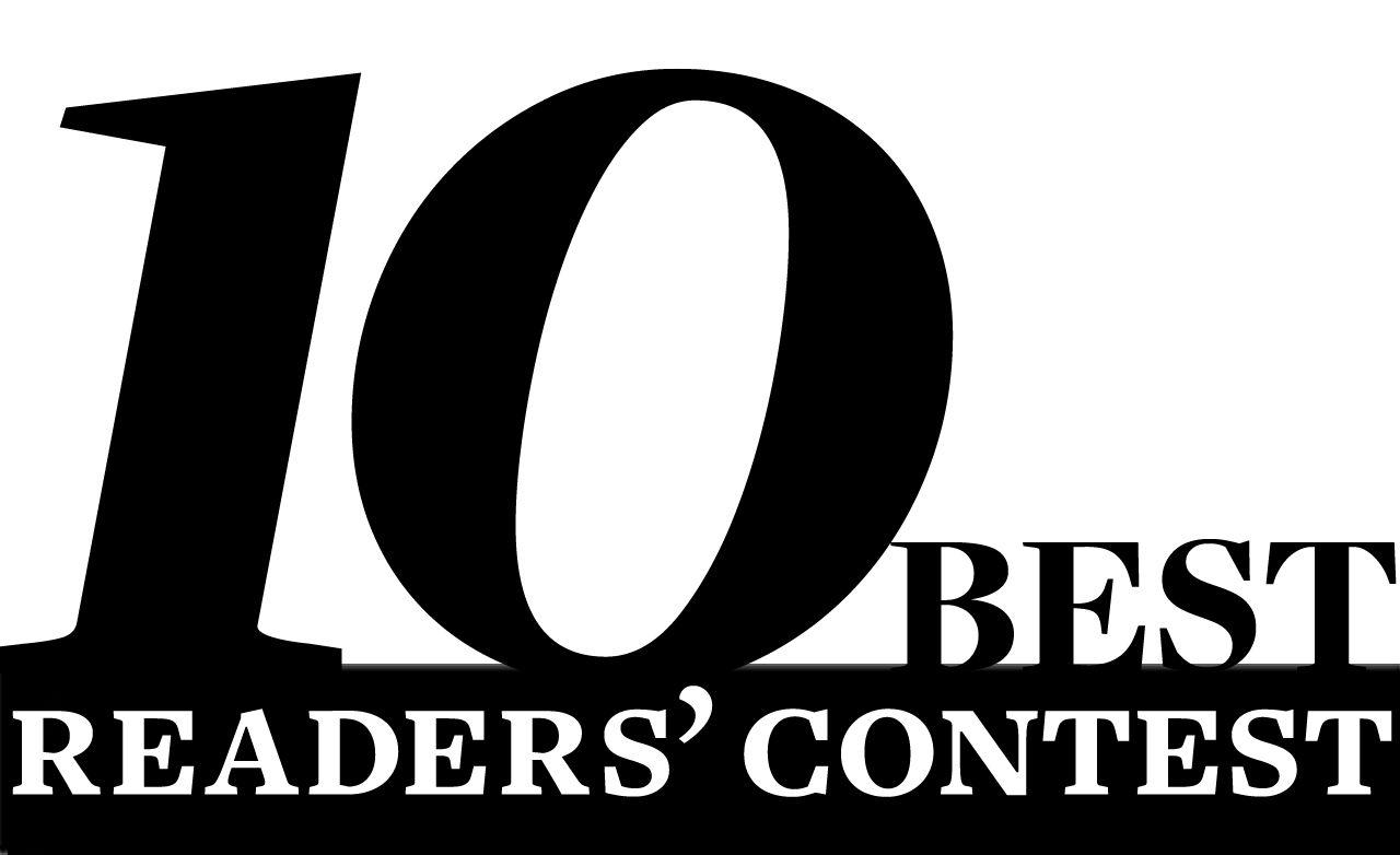 2011 10Best Readers' Contest
