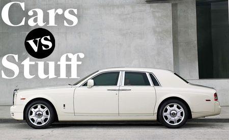 Cars Versus Similarly Named Stuff: Round 2
