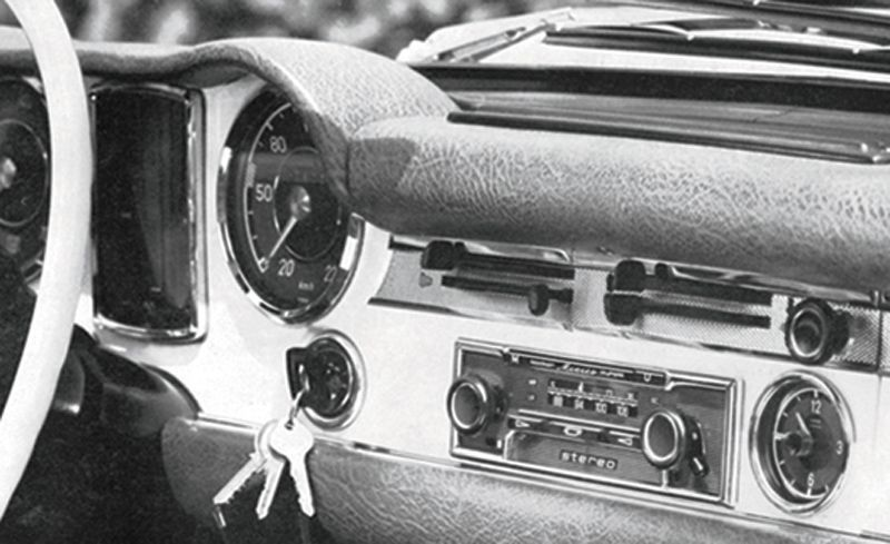 The History Of Car Radios