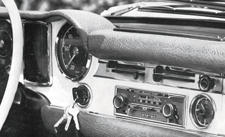 The History of Car Radios