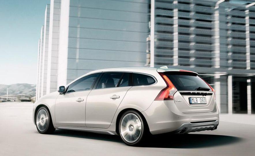 2011 Volvo V60 - Slide 7