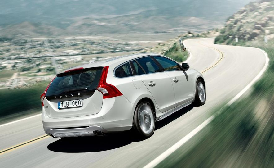 2011 Volvo V60 - Slide 6