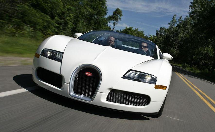 2011 Bugatti Veyron 16.4 Super Sport - Slide 49