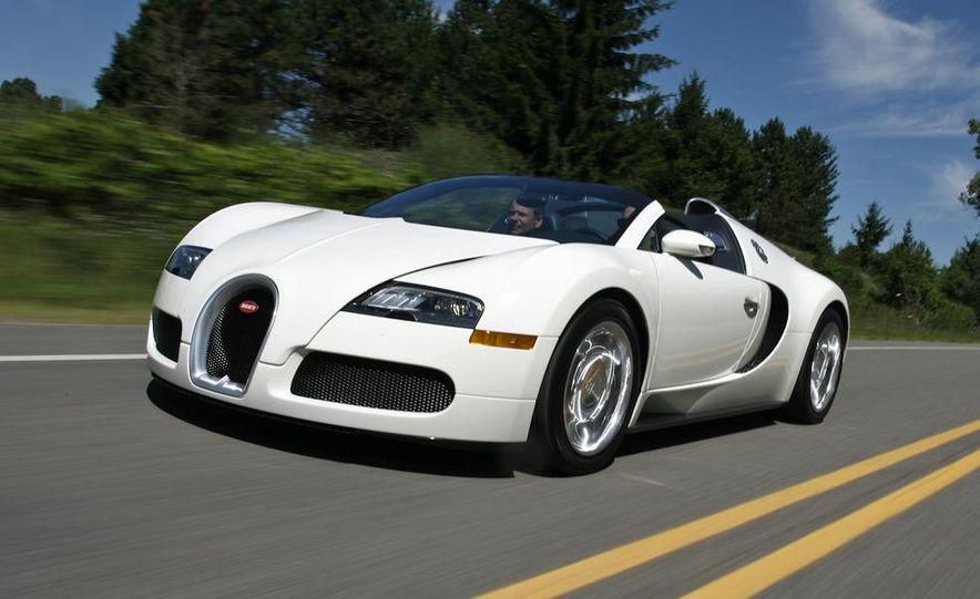 2011 Bugatti Veyron 16.4 Super Sport - Slide 42