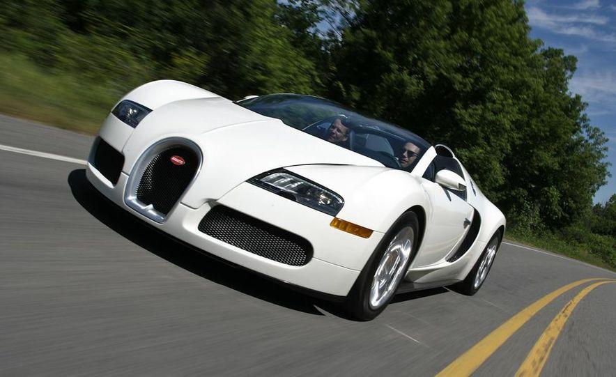2011 Bugatti Veyron 16.4 Super Sport - Slide 43