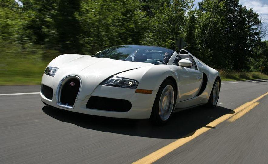 2011 Bugatti Veyron 16.4 Super Sport - Slide 38
