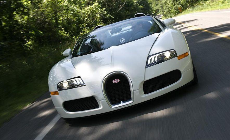 2011 Bugatti Veyron 16.4 Super Sport - Slide 40