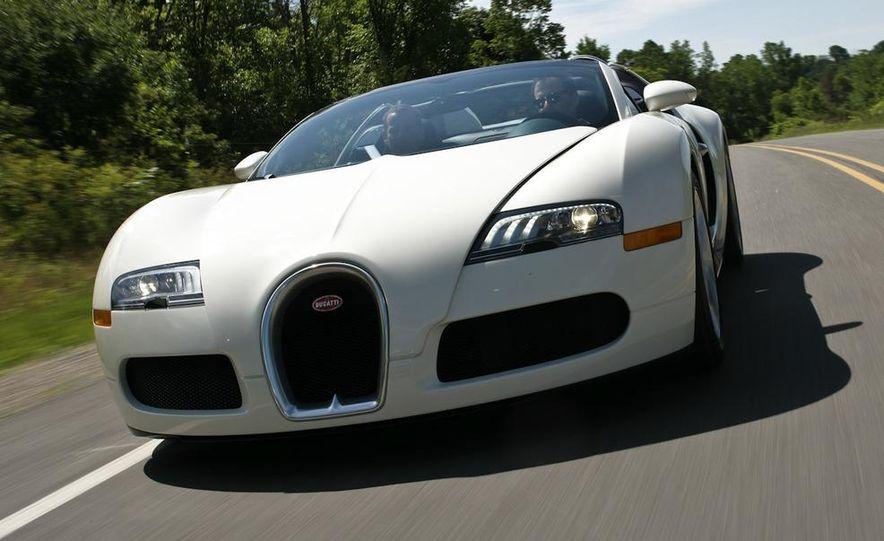 2011 Bugatti Veyron 16.4 Super Sport - Slide 35