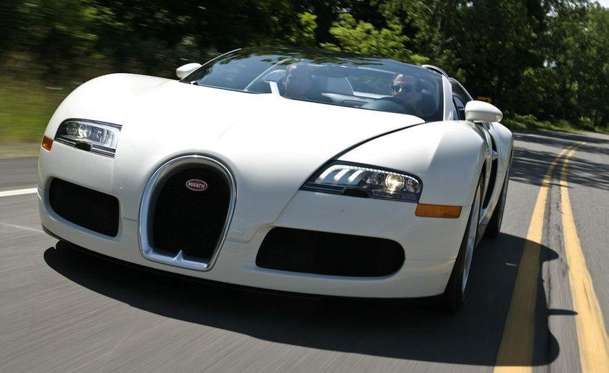 2011 Bugatti Veyron 16.4 Super Sport - Slide 36