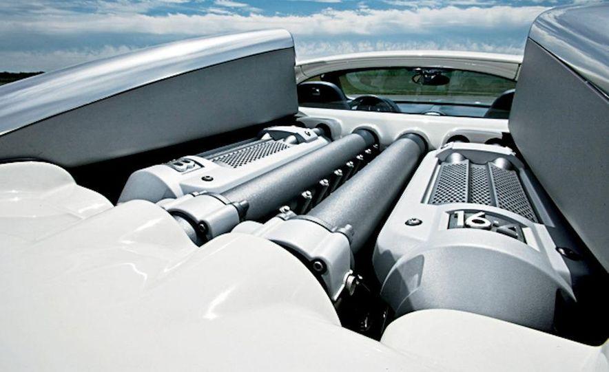 2011 Bugatti Veyron 16.4 Super Sport - Slide 52