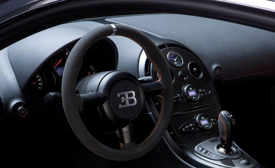 2011 Bugatti Veyron 16.4 Super Sport - Slide 19