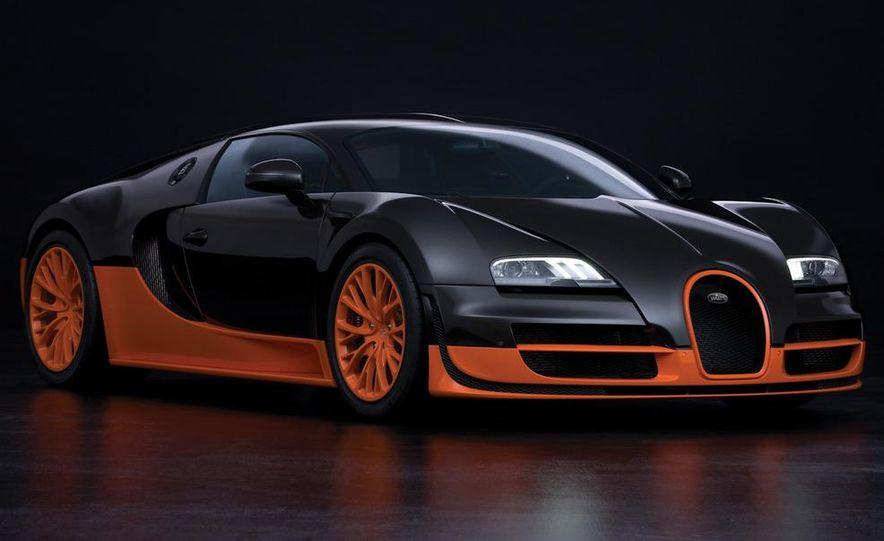 2011 Bugatti Veyron 16.4 Super Sport - Slide 15