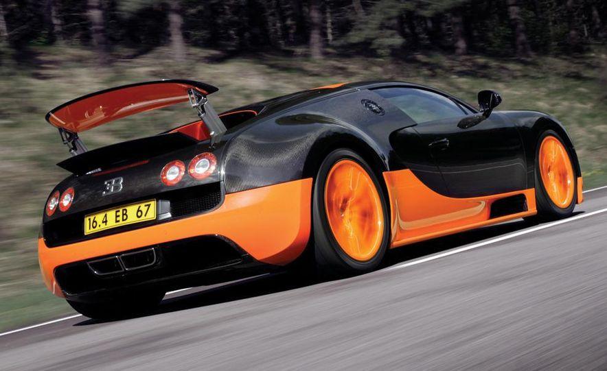 2011 Bugatti Veyron 16.4 Super Sport - Slide 9