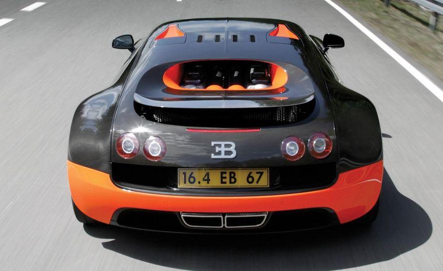 2011 Bugatti Veyron 16.4 Super Sport - Slide 5