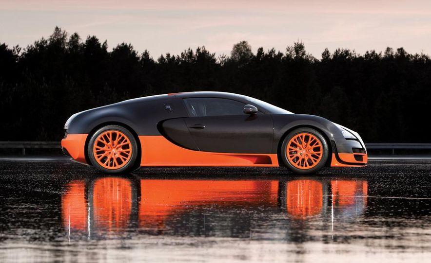 2011 Bugatti Veyron 16.4 Super Sport - Slide 6