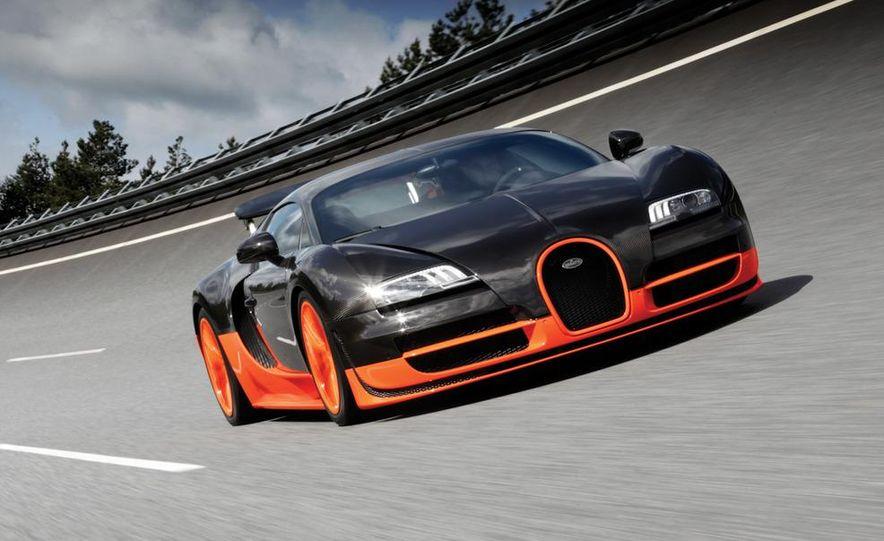 2011 Bugatti Veyron 16.4 Super Sport - Slide 2