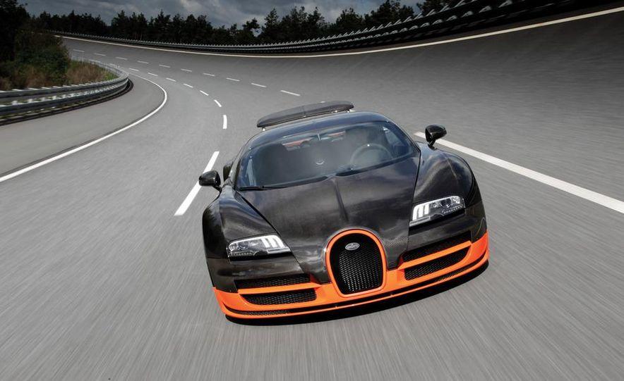 2011 Bugatti Veyron 16.4 Super Sport - Slide 3