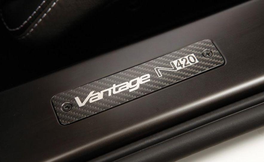 2011 Aston Martin V-8 Vantage N420 - Slide 9