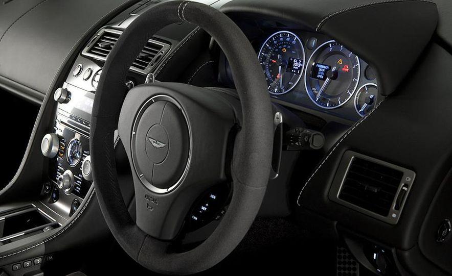 2011 Aston Martin V-8 Vantage N420 - Slide 8