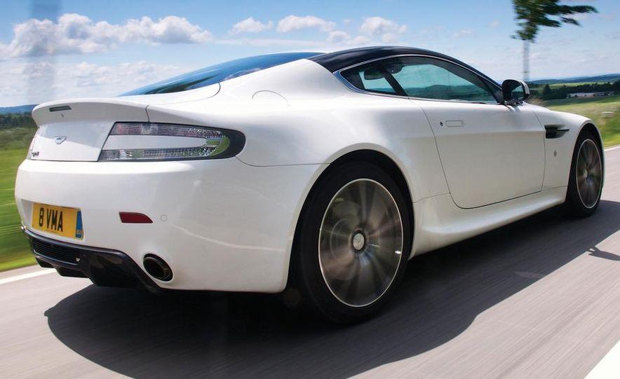 2011 Aston Martin V-8 Vantage N420 - Slide 2