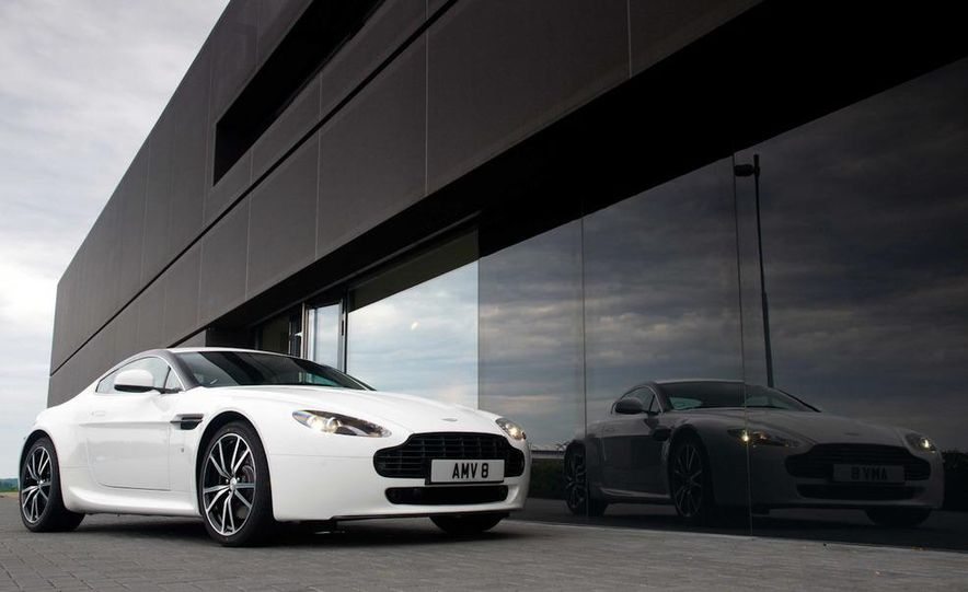 2011 Aston Martin V-8 Vantage N420 - Slide 3