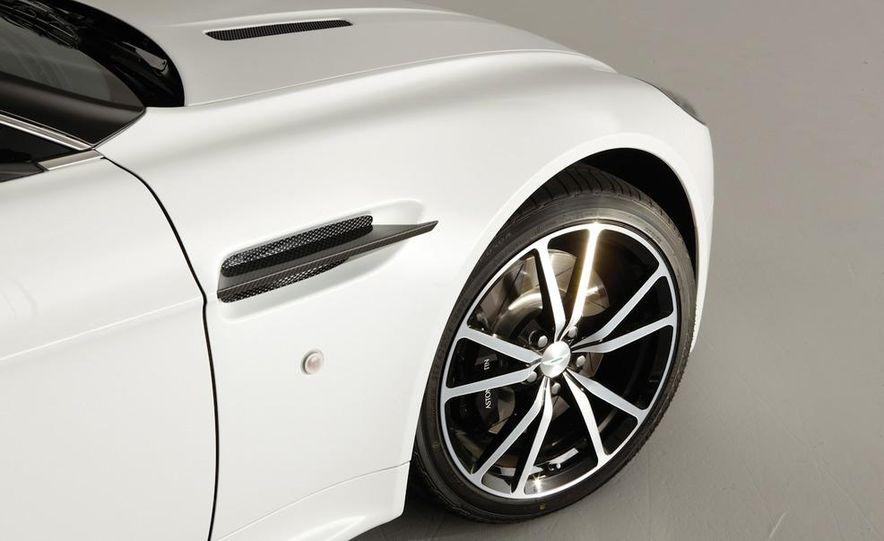 2011 Aston Martin V-8 Vantage N420 - Slide 6