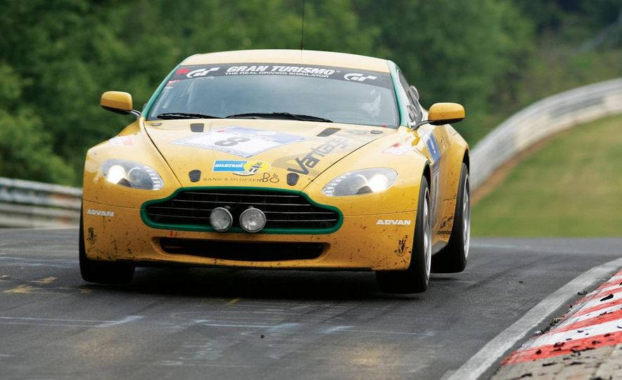 2011 Aston Martin V-8 Vantage N420 - Slide 11