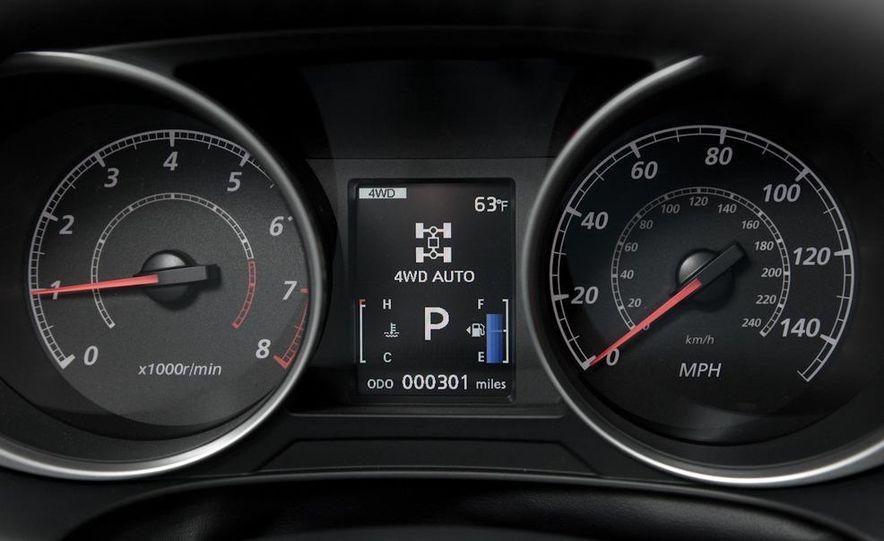 2011 Mitsubishi Outlander Sport - Slide 24