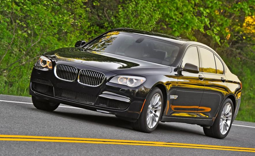 2011 BMW 740i with M Sport Package - Slide 3