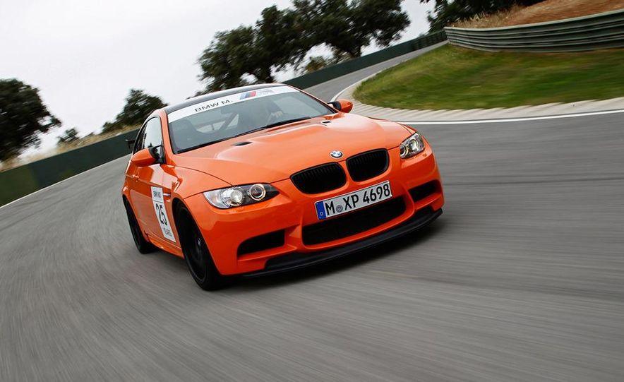 2011 BMW M3 GTS - Slide 4