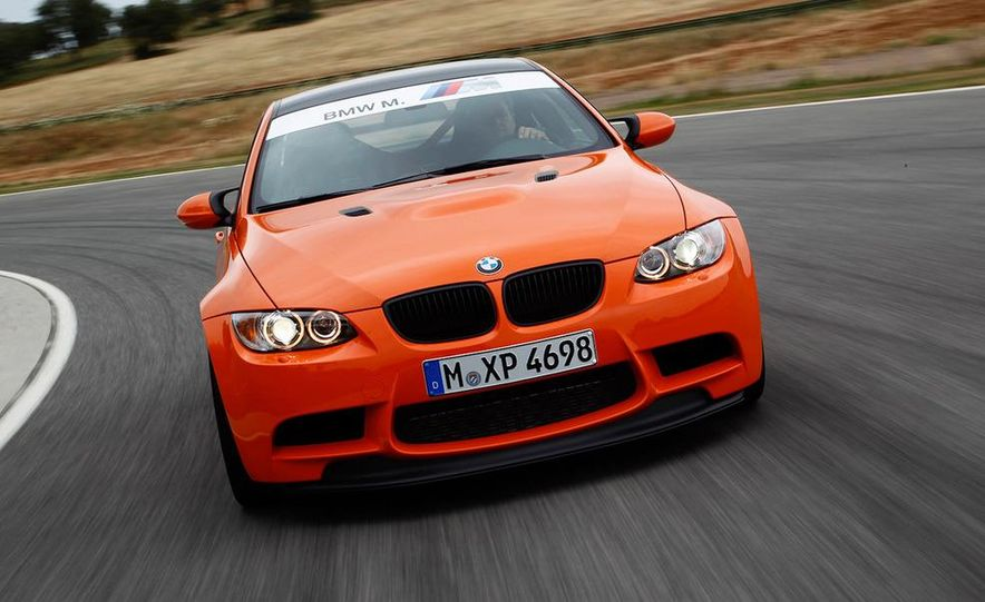 2011 BMW M3 GTS - Slide 5