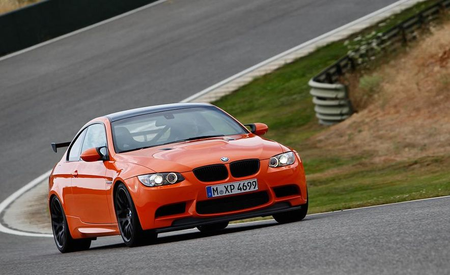 2011 BMW M3 GTS - Slide 8