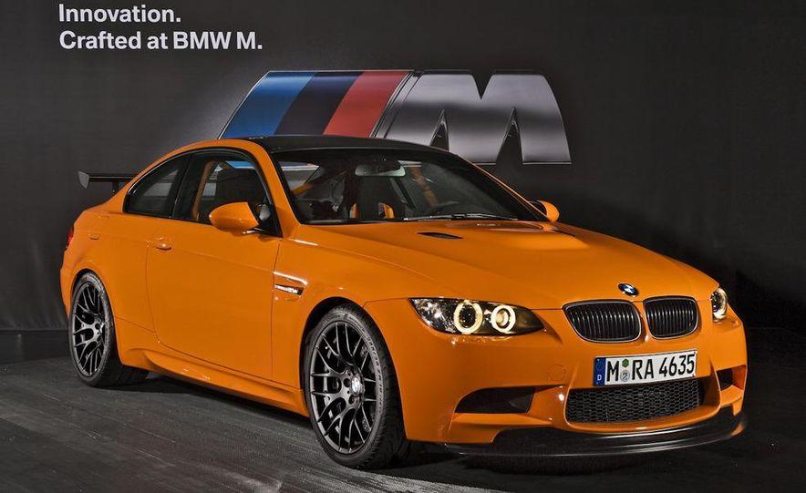 2011 BMW M3 GTS - Slide 13
