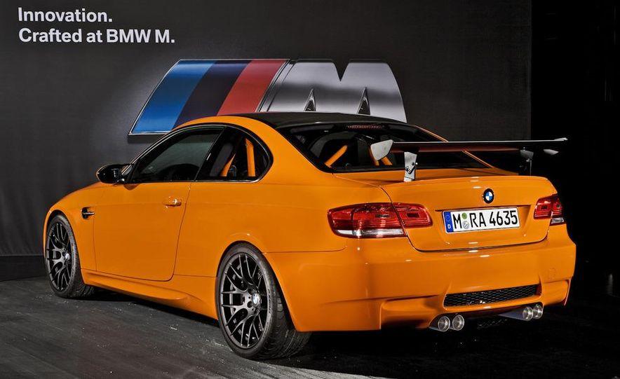 2011 BMW M3 GTS - Slide 14
