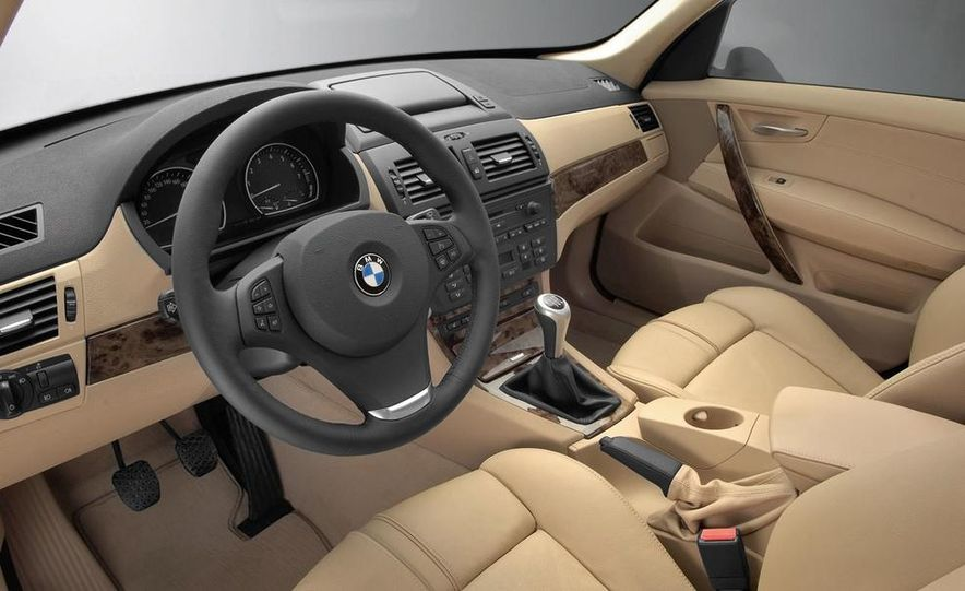 2011 BMW X3 xDrive20d - Slide 150
