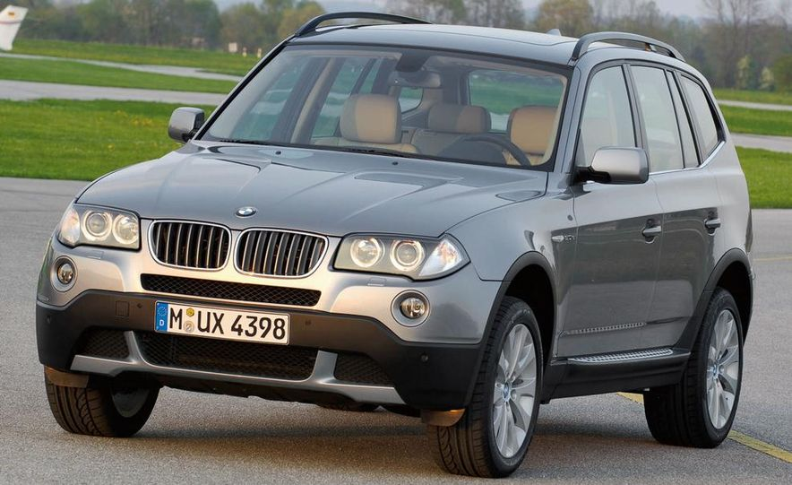 2011 BMW X3 xDrive20d - Slide 146