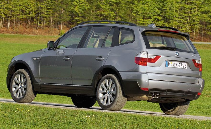 2011 BMW X3 xDrive20d - Slide 147