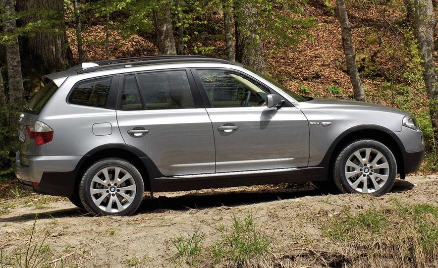 2011 BMW X3 xDrive20d - Slide 148