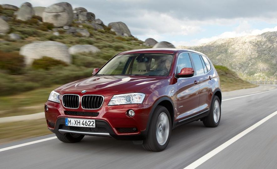 2011 BMW X3 xDrive20d - Slide 85