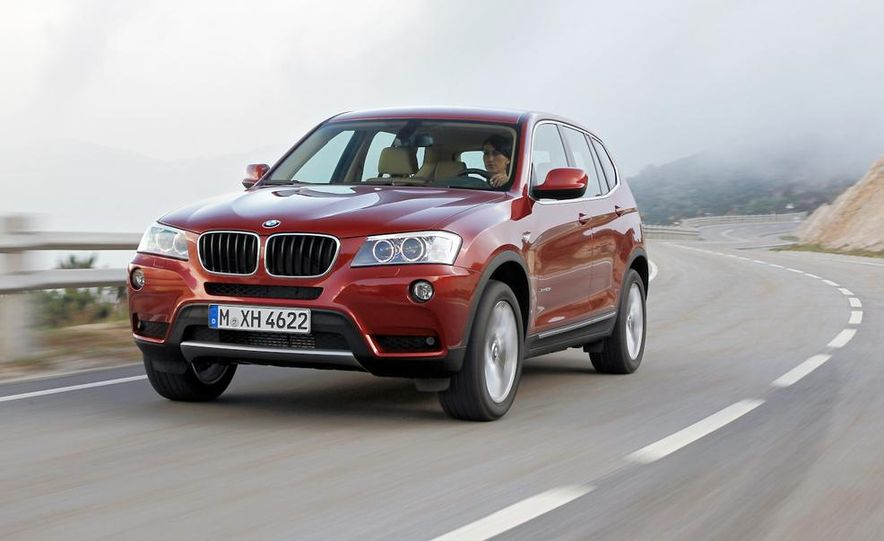2011 BMW X3 xDrive20d - Slide 89