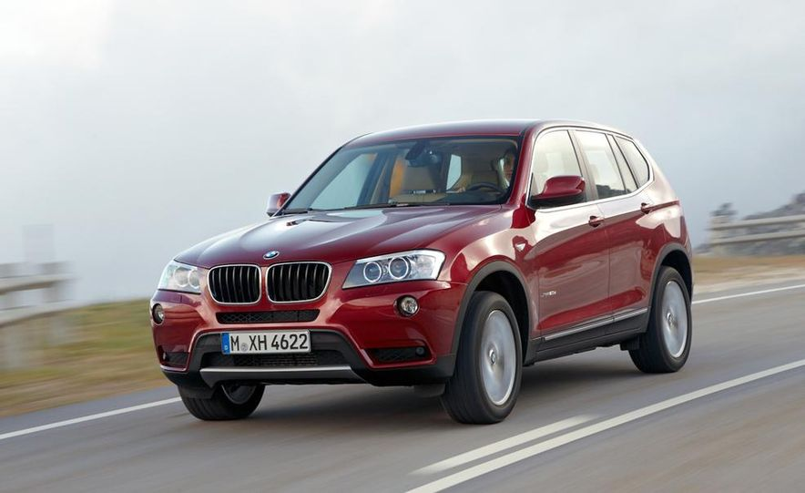 2011 BMW X3 xDrive20d - Slide 90