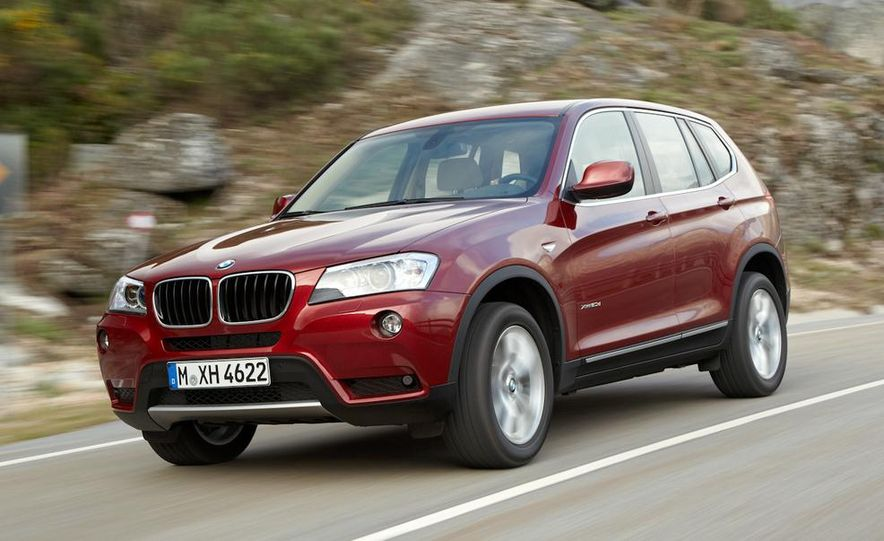 2011 BMW X3 xDrive20d - Slide 91