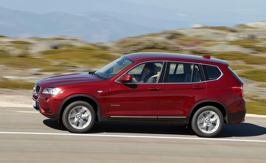 2011 BMW X3 xDrive20d - Slide 96
