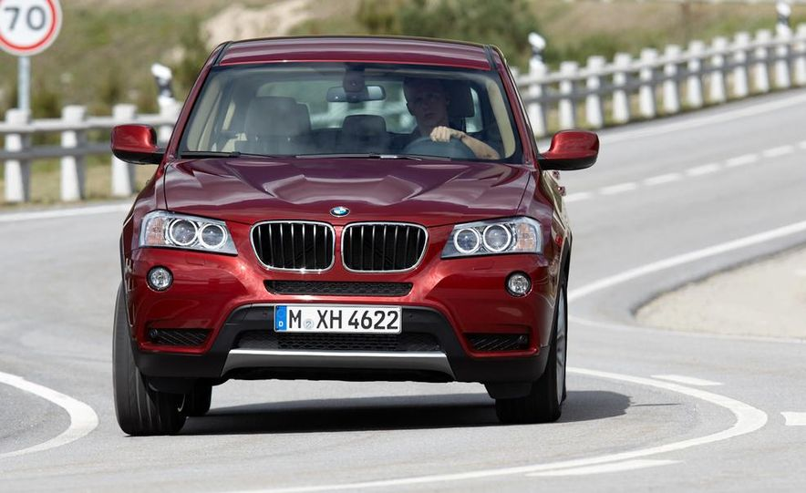 2011 BMW X3 xDrive20d - Slide 101